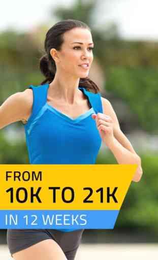 Half Marathon Training Coach 1