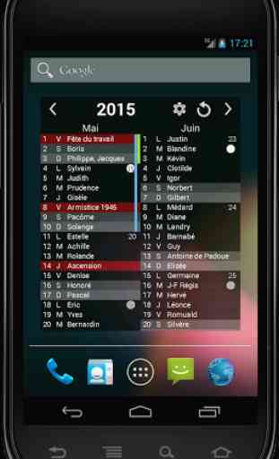 Calendrier Pro.Le Calendrier Pro Application Android Allbestapps