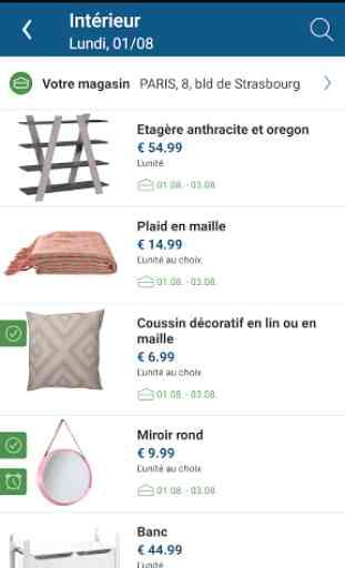 Lidl – Offres et catalogues 3