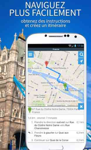 Maps: Itineraire, trafic & GPS 1