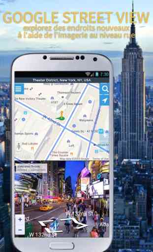 Maps: Itineraire, trafic & GPS 2