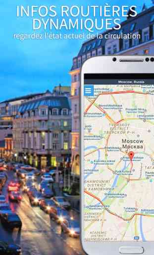 Maps: Itineraire, trafic & GPS 4