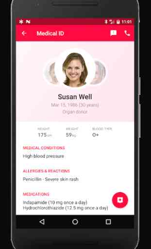 Medical ID (Free) : Urgences 3