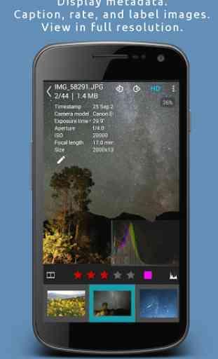 Portfolio RAW Photo Manager 2