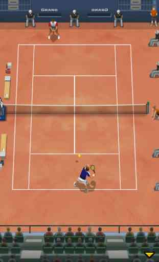 Pro Tennis - jeu de sport 1