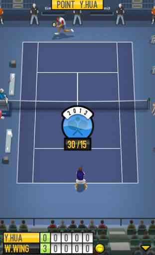Pro Tennis - jeu de sport 2