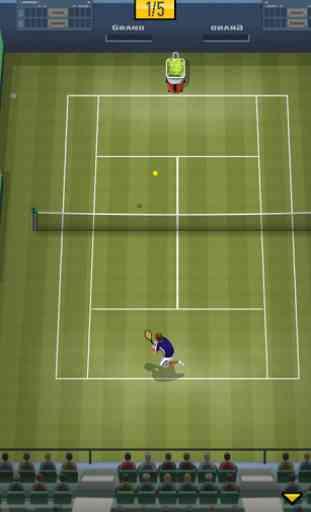 Pro Tennis - jeu de sport 3