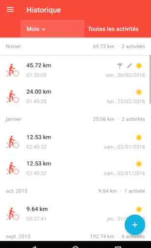 Runtastic Road Bike Cyclisme 2