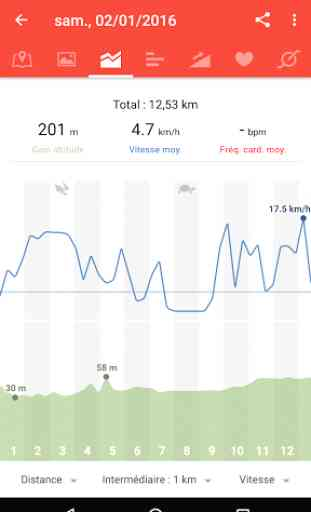 Runtastic Road Bike Cyclisme 4