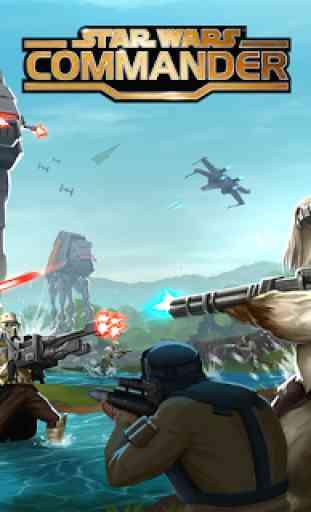 Star Wars: Commander 1