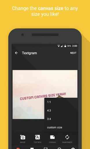 Textgram - write on photos 2