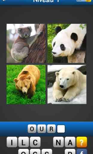 Trouvez le Mot! 4 Images 1 Mot 1