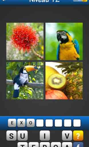 Trouvez le Mot! 4 Images 1 Mot 3