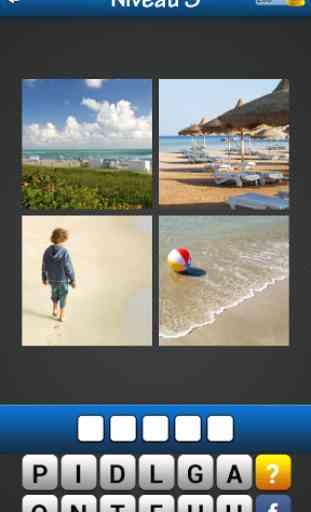 Trouvez le Mot! 4 Images 1 Mot 4