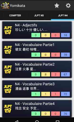 Yomikata Z Etudier le Japonais 3