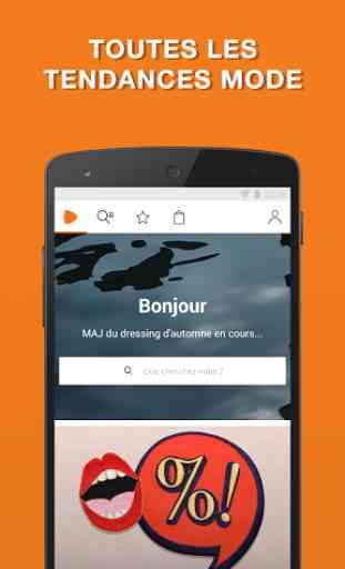 best quality aaa51 59ebf Zalando - shopping en ligne - Application Android - AllBestApps