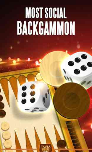 Backgammon Plus 1