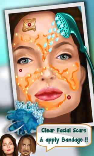 Celebrity Chirurgie esthétique 1