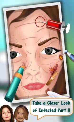 Celebrity Chirurgie esthétique 3