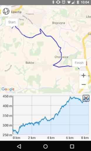 Course à pied,vélo Run-log.com 4