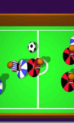 Flick It Football 3d 2