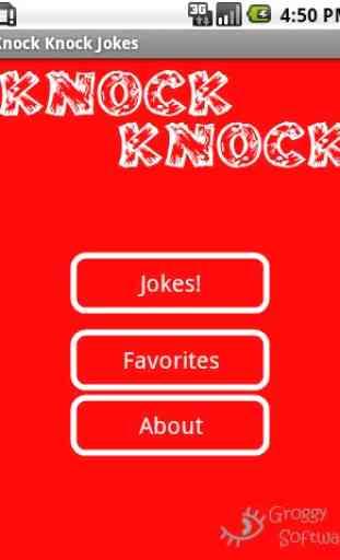 Knock Knock Jokes 1