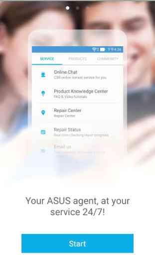 MyASUS - Assistance ASUS 2