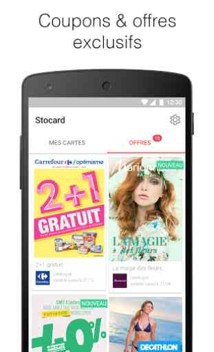 Stocard - Carte de Fidélité 4