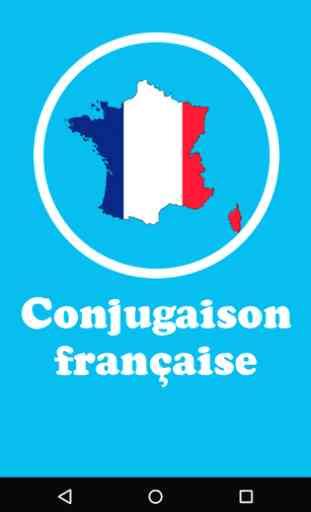 Conjugaison française 1
