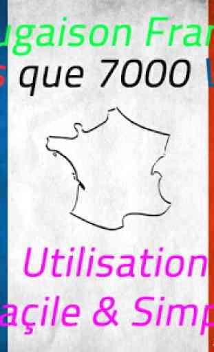 Conjugaison Francaise façile 1