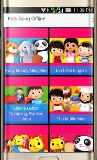 Kids Song Offline 1