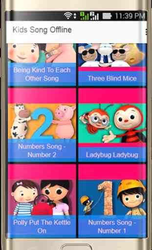 Kids Song Offline 2