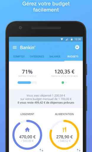 Bankin', mon Budget ma Finance 3
