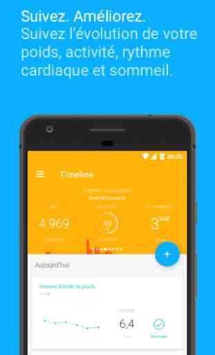 Withings Health Mate 1