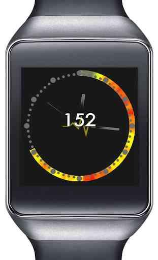 Heart Rate - Sport Gear + Wear 4