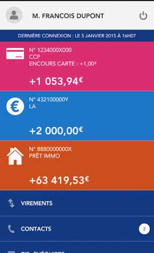 La Banque Postale - Application Android - AllBestApps