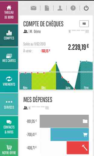 Mes Comptes Bnp Paribas Application Android Allbestapps