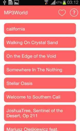 télécharger musique sur android