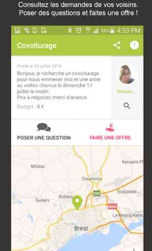 AlloVoisins - location service 3