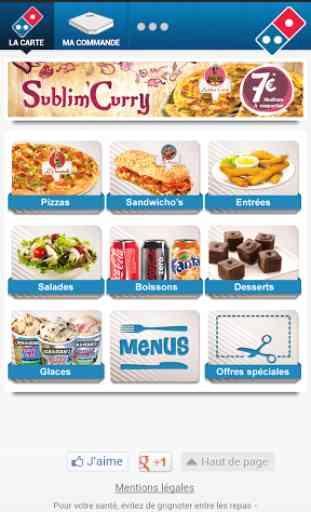 Domino's Pizza France 3