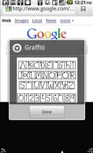 Graffiti Pro for Android 2