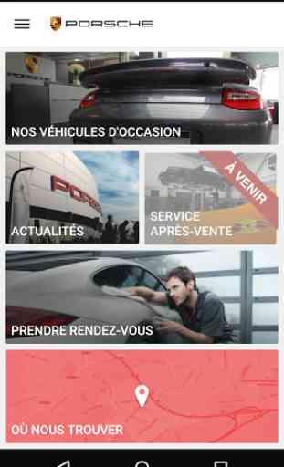 Porsche Bordeaux & La Rochelle 1