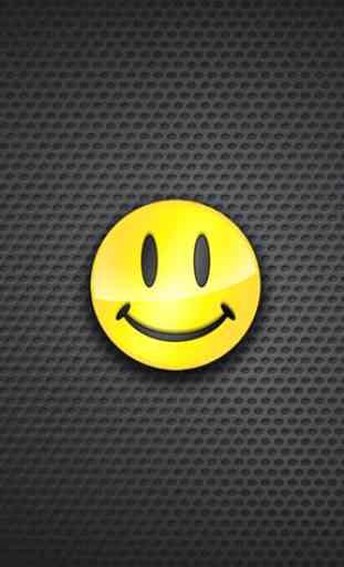 Smiley Fond D écran Animé Application Android Allbestapps