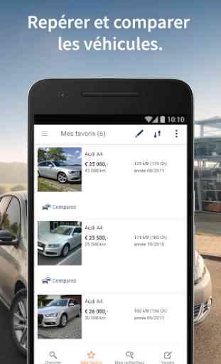 AutoScout24: voiture occasion 3