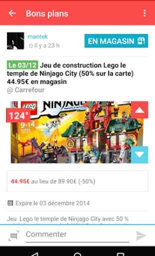 Dealabs: Bon plan & Code promo 4
