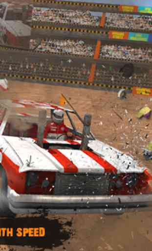 Demolition Derby Racing Xtreme 2
