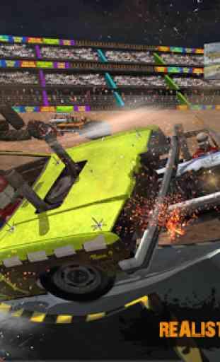 Demolition Derby Racing Xtreme 3