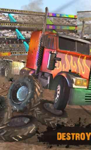 Demolition Derby Racing Xtreme 4