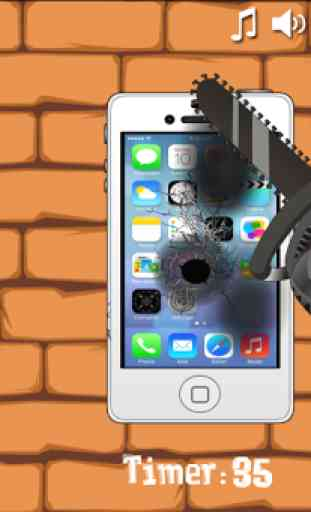 Destroy Iphone 4
