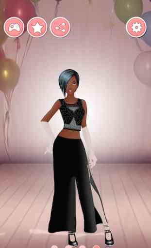 Jeux de habillage prom 4